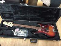 Fender American Standard Precision Bass. 2014.