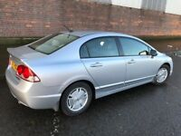 Honda Civic Es Ima Hybrid 1.3 Automatic - Only 37000 Miles Used - Just £10 Yearly Tax