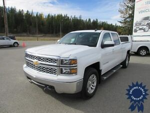 2015 Chevrolet Silverado 1500 LT - All-Terrain Tires, 21,344 KMs