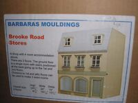 Dolls House Kit Brooke Road Stores