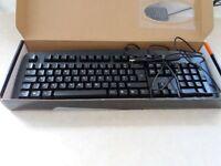 Standard Keyboard in Black 'New'