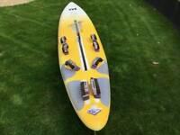 Raceboard Windsurfer