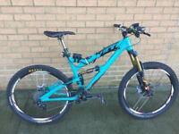 Yeti SB66A mountain bike