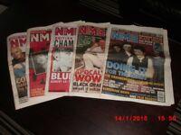 26 NME Magazines