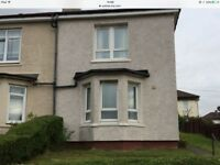 2 Bed Semi-detached RIDDRIE area