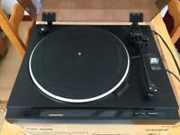 Memorex Vinyl Turntable 33 & 45 rpm
