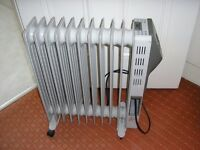 "OIL FILLED RADIATOR ""AIRFORCE"" (B&Q)"