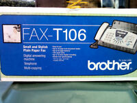 FAX - Brother T106