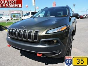 2016 Jeep Cherokee Trailhawk SAFETY-TECH HITCH ET PLUS