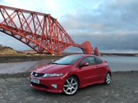 Honda Civic 2.0 i-VTEC Type-R GT..2008...Service History...New Clutch...Very Clean Example...