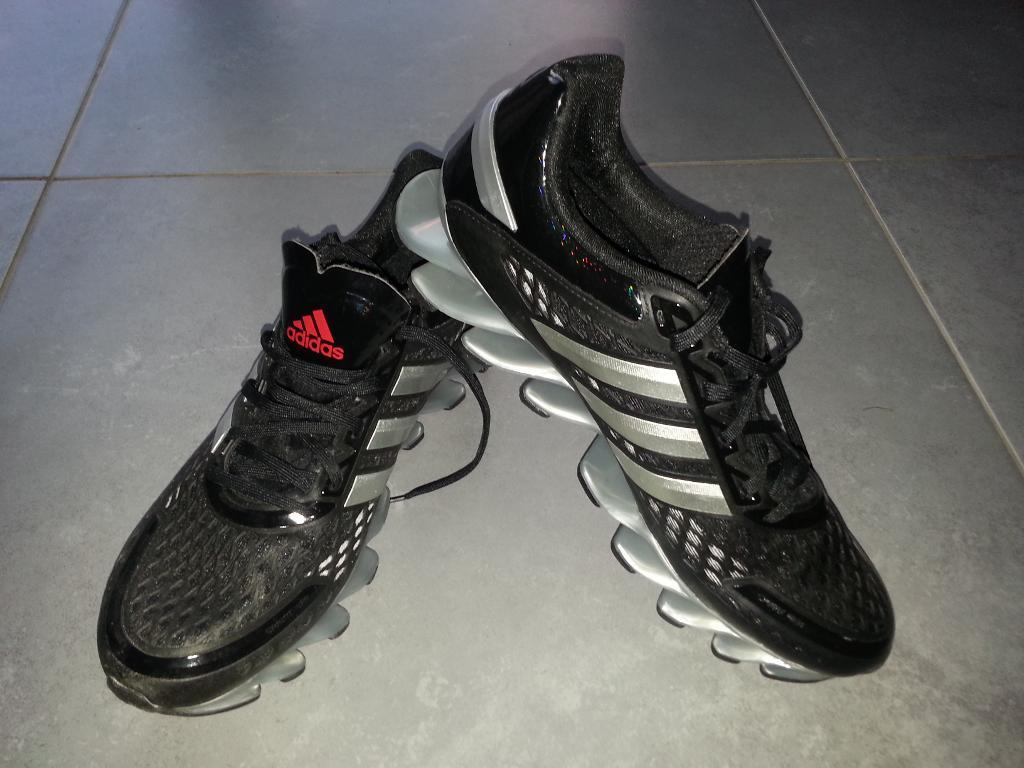 20338ff86e57 Adidas springblade trainers UK size 9 and a half