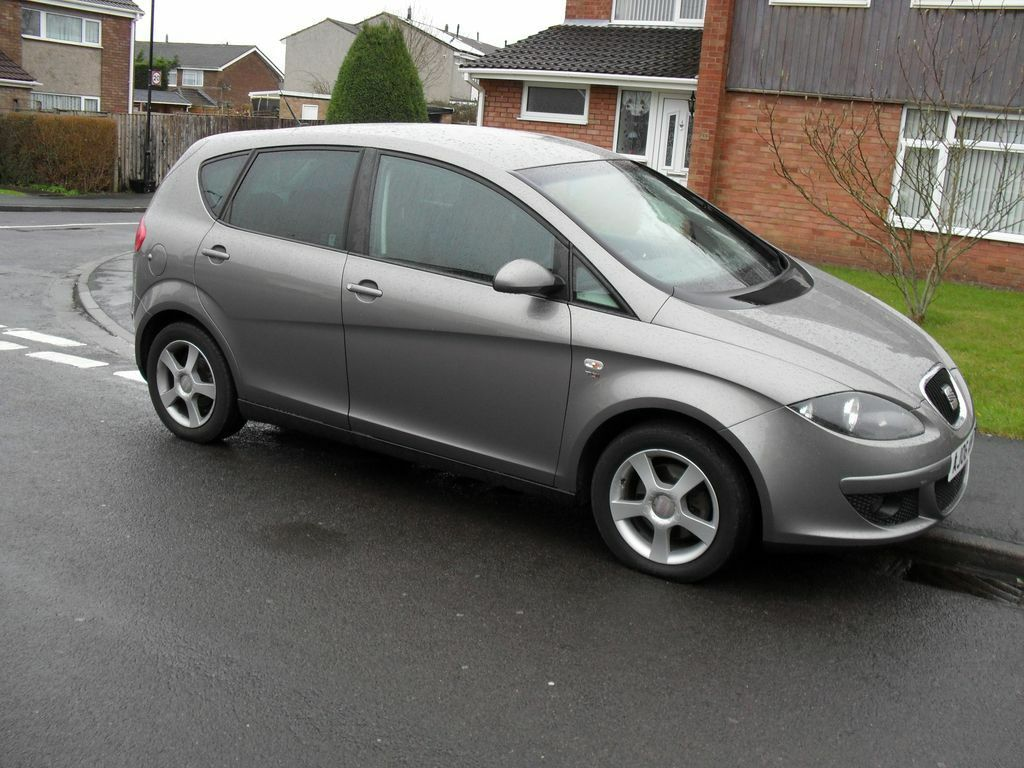 seat altea 2 0 tdi sport dsg auto silver 2006 in somerset gumtree. Black Bedroom Furniture Sets. Home Design Ideas