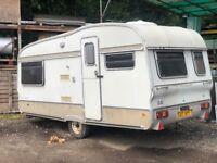 Cheap Unwanted Caravan
