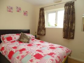 Double Room with double bed available Mon-Fri. Use of Kitchen, shared Bathroom, WiFi & TV