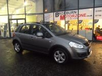 2011 11 SUZUKI SX4 1.6 SZ4 5d 118 BHP **** GUARANTEED FINANCE ****