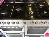 Dual Fuel range cooker 100cm Flavel