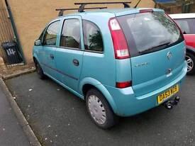 Vauxhall meriva 2003