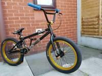 Custom Voodoo Bmx Stunt Bike Fat Tyres