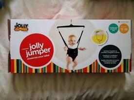 Jolly jumper door bouncer.