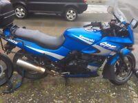 GPZ 500 Kawasaki
