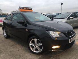 2013 13 Seat Ibiza 1.4 Toca Sport - 44k Miles - Full Service History - 2 Keys - HPI CLEAR - WARRANTY