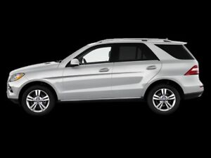 2015 Mercedes-Benz M-Class ML350 BlueTEC 4MATIC CUIR TOIT PANO N