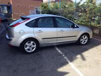 08 Focus 1.6 Zetec Climate, 1 Owner, Recent Cambelt Changed, Service History, Low Mileage, 1 Yr Mot,