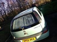 Vauxhall corsa smoked rear lights
