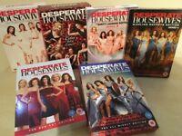Desperate Housewives Seasons 1 2 3 4 5 & 6 DVD Boxset Bundle - Excellent Condition