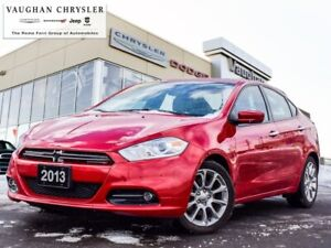 2013 Dodge Dart Limited*Navigation*Power Sunroof*