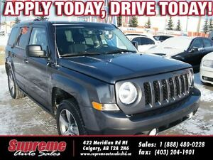 2016 Jeep Patriot Sport/North 4x4/H.SEATS/S.ROOF/LEATHER