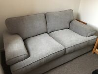Brand new ex display large 2 seater sofa never been used
