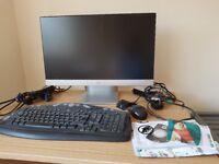 HP 23 inch Monitor