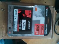 Kingston 240GB V300 SATA III SSDNOW Solid State Drive SSD SV300S37A/240G Memory
