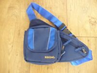 """Small Travel Bag (approx 7"""" x 7"""").Ideal for passports&money."""