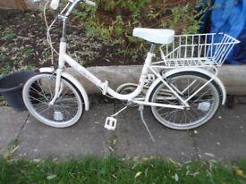 apollo wayfarer bike fold up