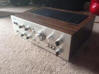 Technics SU-3400 Rare Vintage Integrated Hifi Amplifier