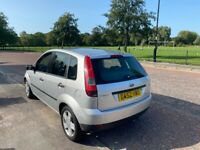 Ford, FIESTA, Hatchback, 2002, Manual, 1299 (cc), 5 doors