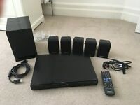 Panasonic SAXH50 DVD player - with surround sound!