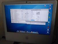 iMac G5 (powermac12,1) on OSX 10.5