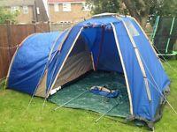 ProAction 4 man tent