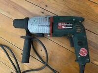 Metabo Hammer Drill Fully Working