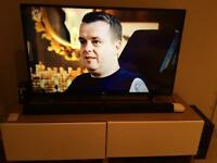 Hitachi 43inch with built in Freeview and Netflix