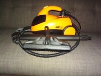 Steam cleaner used only twice
