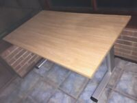 Desk (1405mm wide by 800mm deep by 720mm tall)
