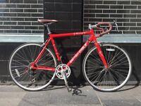British Eagle Revival Vintage Style Road Bike – Red 55cm