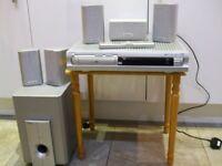DVD 5,1 sound radio very little use good condition