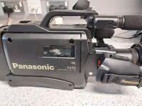 Panasonic VHS Video Camera