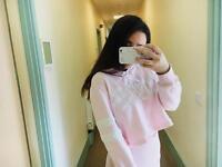GCDS Pink hoddie
