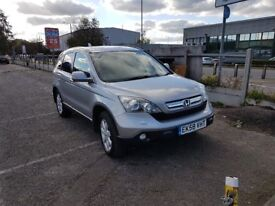 Honda CRV 2.2 CDTI with towbar